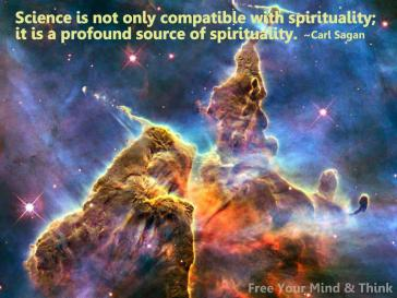 science-spirituality